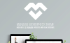 "WordPress шаблон ""Manawa - Multi-Purpose WordPress Theme"" Большой скриншот"