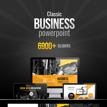 Preview image of HappyBiz | Classic Business