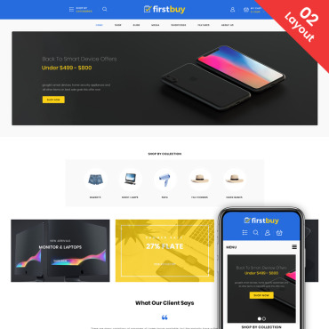 Preview image of Firstbuy - Multipurpose Shop