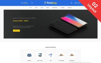 Firstbuy - Multipurpose Shop WooCommerce Theme