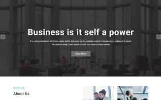 Beyond - Corporate Business HTML Tempalte