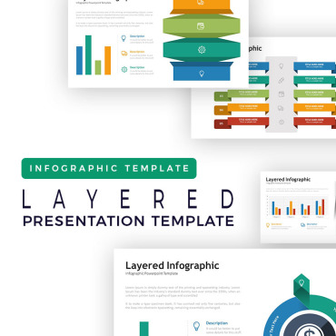 Preview image of Layered Presentation - Infographic
