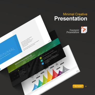 Preview image of Minimal Creative Presentation