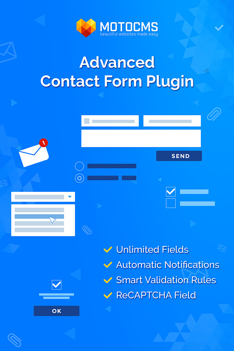 """Advanced Contact Form"" plugin adaptatif #73741"