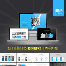 Powerpoint Templates for Textile Industry - Template Monster