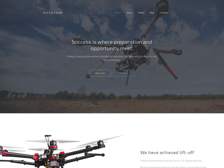 Video Website Design - Videodron - main image