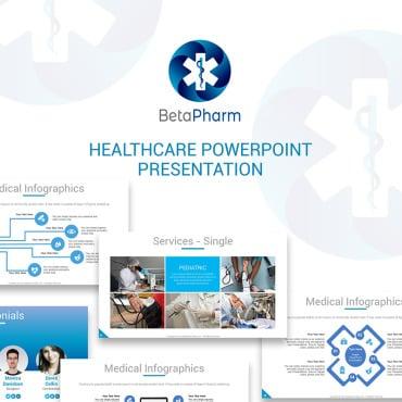 Preview image of BetaPharm Healthcare PPT Slides