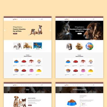 Купить  пофессиональные Shopify шаблоны. Купить шаблон #73829 и создать сайт.