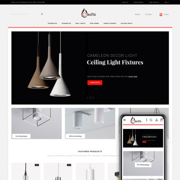 Preview image of Aults Lighting Store