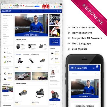 Купить  пофессиональные OpenCart шаблоны. Купить шаблон #73851 и создать сайт.