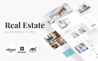 Conforro - Real Estate WordPress Elementor Theme