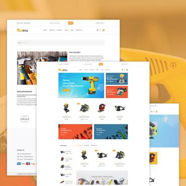 Купить  пофессиональные Shopify шаблоны. Купить шаблон #73915 и создать сайт.
