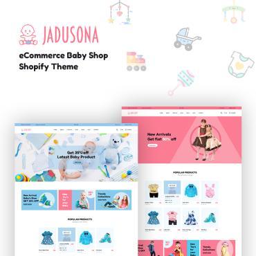 Купить  пофессиональные Shopify шаблоны. Купить шаблон #73918 и создать сайт.