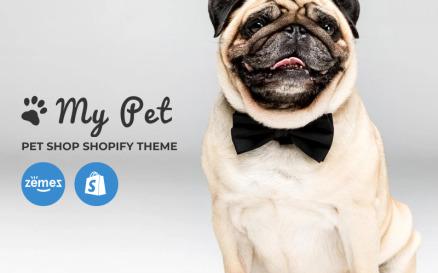 My Pet - Pet Shop Shopify Theme