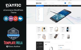 Ayfic - Multipurpose Mega WooCommerce Theme