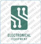Electronics Logo  Template 7442