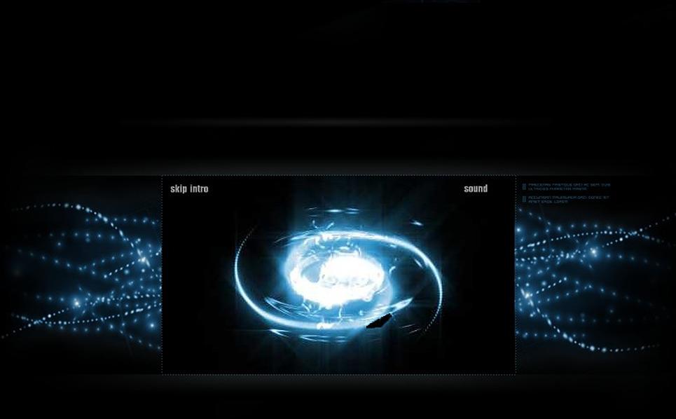 Szablon Intro Flash #7472 na temat: studio projektowe New Screenshots BIG