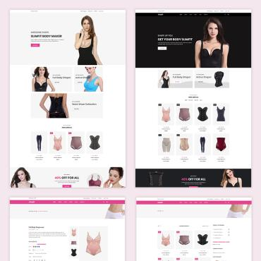 Preview image of Slimfit - Shapewear eCommerce