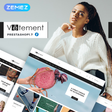 Preview image of Vetement - Apparel Store