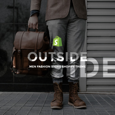Preview image of Outside - Men Fashion Store
