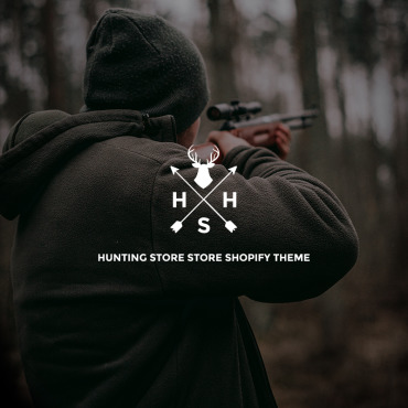 Preview image of Huge Hunting - Hunting Store