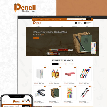Preview image of Pencil - stationary