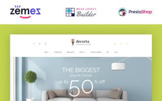 Decorta - Furniture Store PrestaShop Theme