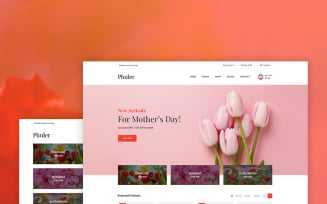 Phuler - Flower Shop Shopify Theme