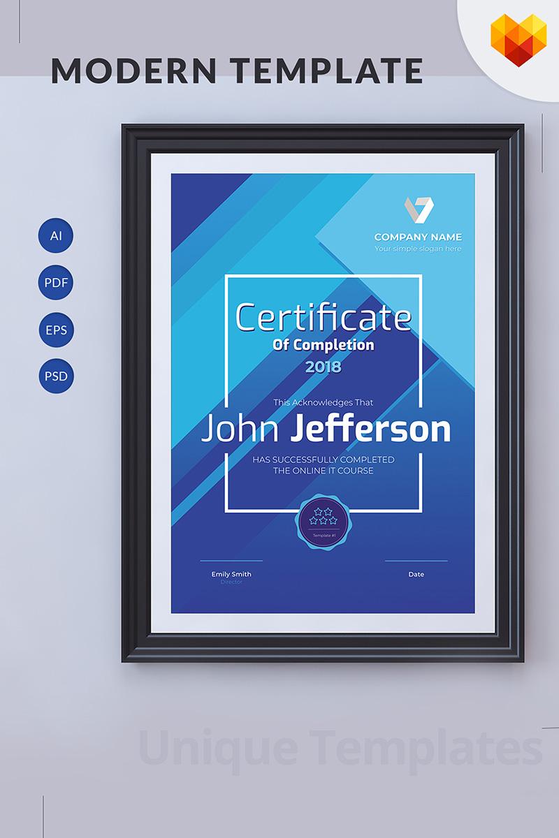 4ec3d59e62c0 Šablona certifikátu