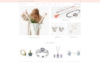 Shiny Kid - Children Jewelry Elementor WooCommerce Theme
