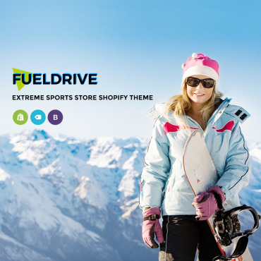 Preview image of FuelDrive - Dynamis Sports Gear Online Store