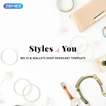 Preview image of Styles4You - Belts & Wallets Shop