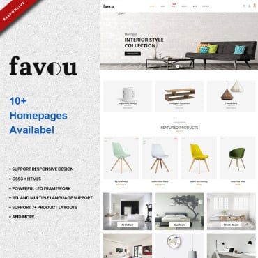Preview image of Favou - Furniture