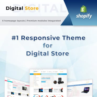 Preview image of Digital - Technology Stores