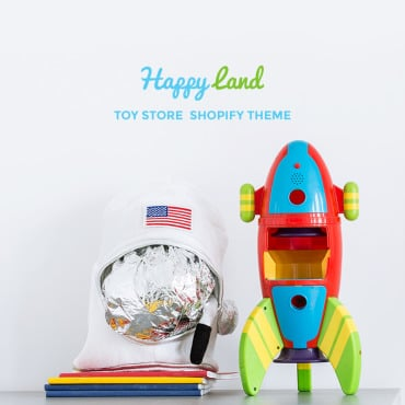Preview image of Happy Land - Toy Store