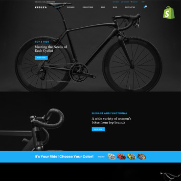 Preview image of Cycles - Bikes Shop