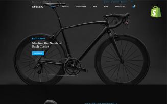 Cycles - Bikes Shop Shopify Theme