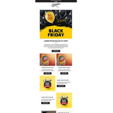 Купить  пофессиональные Email шаблоны. Купить шаблон #74177 и создать сайт.