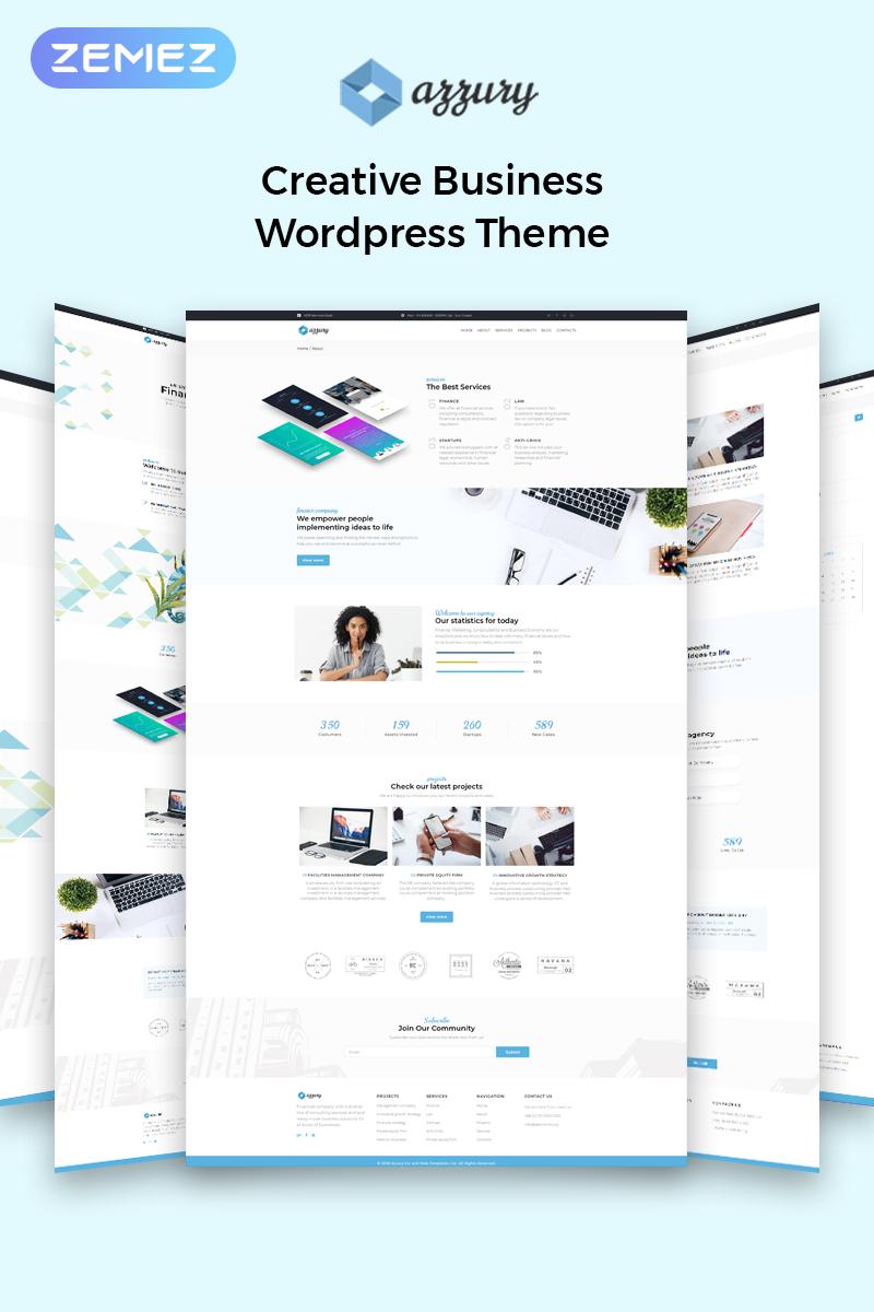 Tema para wordpress - Categoría: Transportes - versión para Desktop