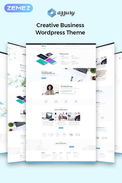 Azzury - Creative Business Elementor