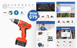 Eveprest Tools 1.7 - Tools Store PrestaShop Theme
