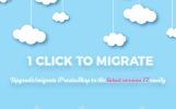One Click to Migrate or Upgrade Prestashop Eklentisi