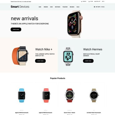 Preview image of Smart Devices - Smartwatches And Trackers