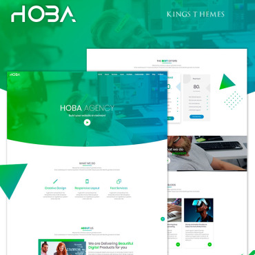 Preview image of Hoba Agency Creative