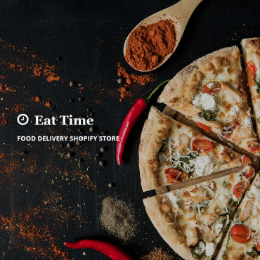 Preview image of Eat Time - Food Delivery Store