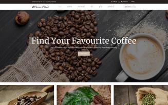 Beans Blend - Coffee Shop Shopify Theme
