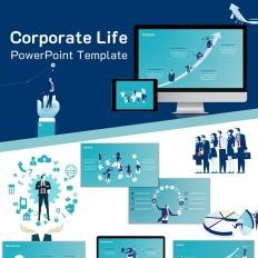 it powerpoint presentation templates template monster