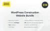 Motyw WordPress WordPress Construction Website #74231 New Screenshots BIG
