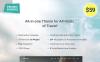 Motyw WordPress WordPress Travel Website #74235 New Screenshots BIG