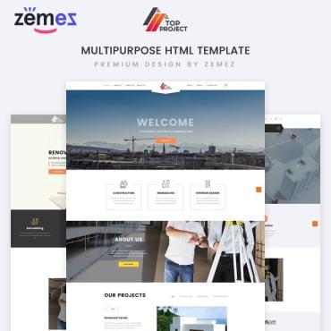 Купить  пофессиональные Bootstrap и html шаблоны. Купить шаблон #74319 и создать сайт.
